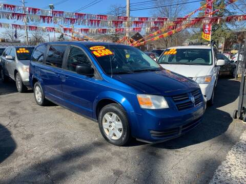 2010 Dodge Grand Caravan for sale at Metro Auto Exchange 2 in Linden NJ