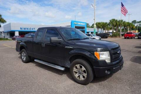 2013 Ford F-150 for sale at WinWithCraig.com in Jacksonville FL