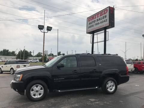 2011 Chevrolet Suburban for sale at United Auto Sales in Oklahoma City OK