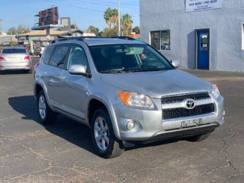 2010 Toyota RAV4 for sale at Brown & Brown Wholesale in Mesa AZ