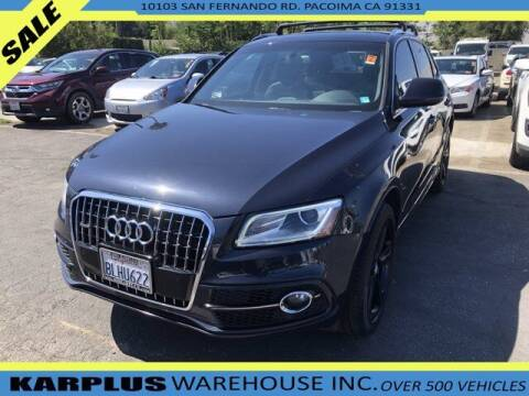 2013 Audi Q5 for sale at Karplus Warehouse in Pacoima CA