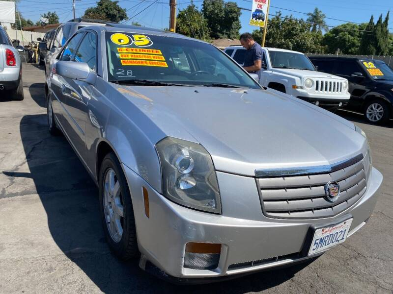 2005 Cadillac CTS for sale at Crown Auto Inc in South Gate CA