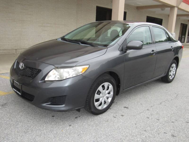 2010 Toyota Corolla for sale at PRIME AUTOS OF HAGERSTOWN in Hagerstown MD