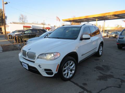 2013 BMW X5 for sale at Nile Auto Sales in Denver CO