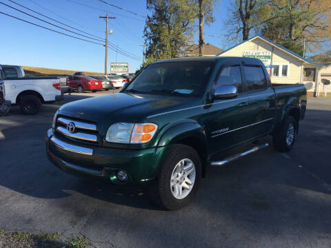 2004 Toyota Tundra for sale at Tri-County Auto Sales in Pendleton SC