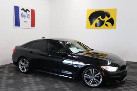 2015 BMW 4 Series for sale at Carousel Auto Group in Iowa City IA