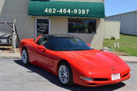 1997 Chevrolet Corvette for sale at Eastep's Wheels in Lincoln NE