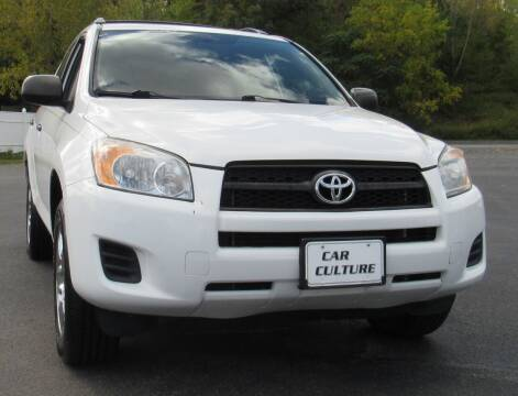 2012 Toyota RAV4 for sale at Car Culture in Warren OH