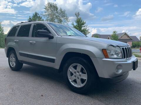 2006 Jeep Grand Cherokee for sale at LA 12 Motors in Durham NC