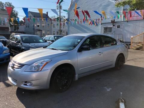2010 Nissan Altima for sale at 21st Ave Auto Sale in Paterson NJ