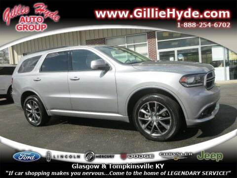 2017 Dodge Durango for sale at Gillie Hyde Auto Group in Glasgow KY