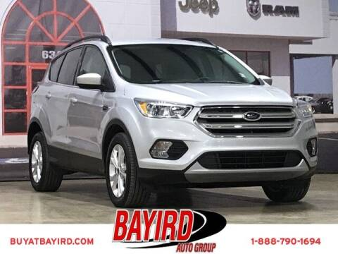 2018 Ford Escape for sale at Bayird Truck Center in Paragould AR
