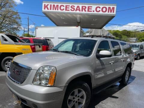 2007 GMC Yukon XL for sale at KIM CESARE AUTO SALES in Pen Argyl PA