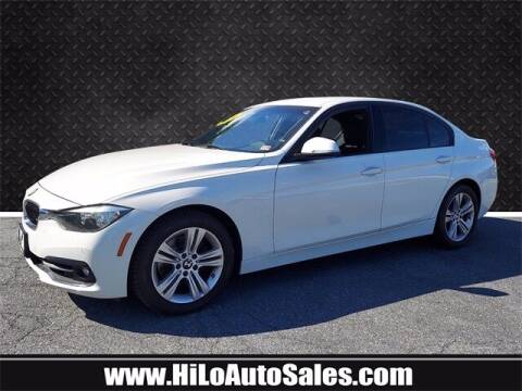 2016 BMW 3 Series for sale at Hi-Lo Auto Sales in Frederick MD
