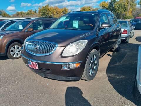2008 Buick Enclave for sale at L & J Motors in Mandan ND