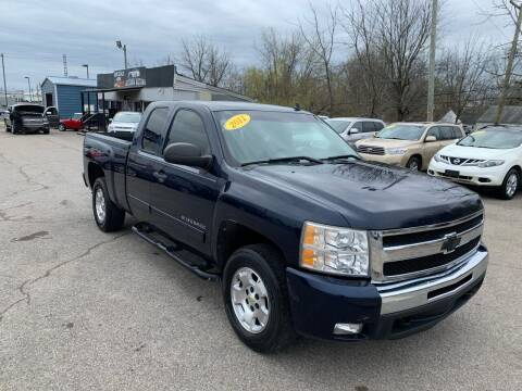 2011 Chevrolet Silverado 1500 for sale at LexTown Motors in Lexington KY