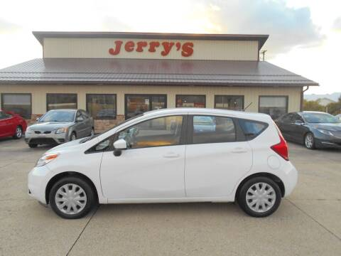 2015 Nissan Versa Note for sale at Jerry's Auto Mart in Uhrichsville OH