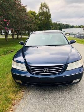 2008 Hyundai Azera for sale at Speed Auto Mall in Greensboro NC