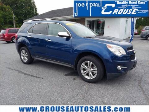 2010 Chevrolet Equinox for sale at Joe and Paul Crouse Inc. in Columbia PA