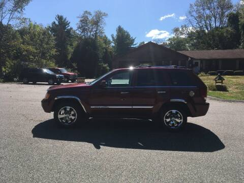 2008 Jeep Grand Cherokee for sale at Lou Rivers Used Cars in Palmer MA
