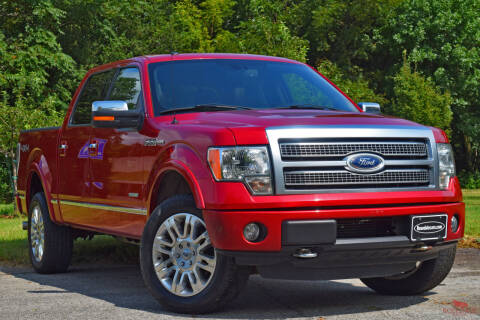 2012 Ford F-150 for sale at Rosedale Auto Sales Incorporated in Kansas City KS