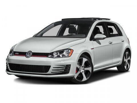 2017 Volkswagen Golf GTI for sale at DeluxeNJ.com in Linden NJ