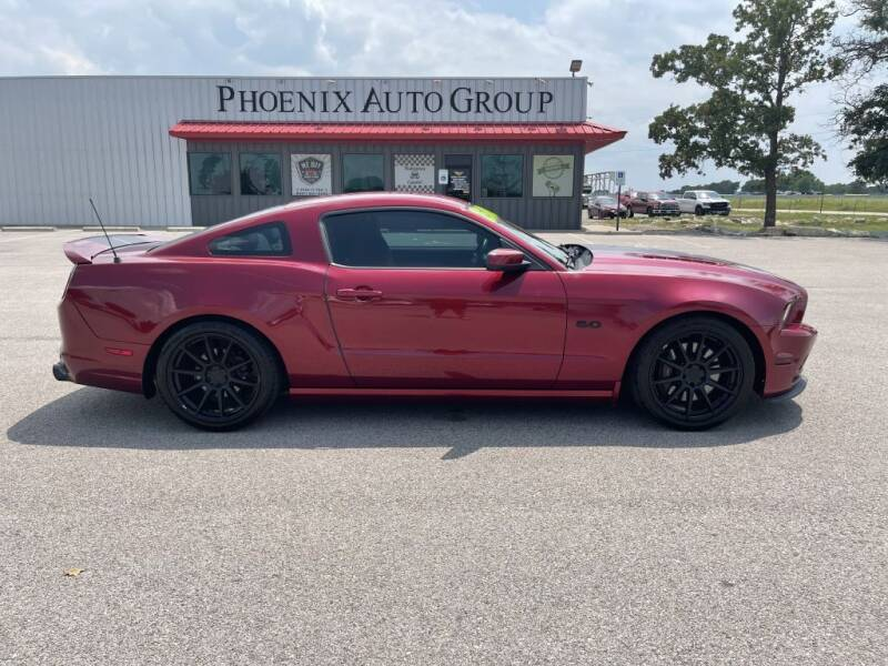 2014 Ford Mustang for sale at PHOENIX AUTO GROUP in Belton TX