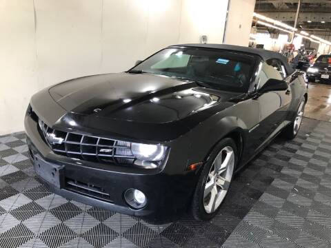 2012 Chevrolet Camaro for sale at Flash Auto Sales in Garland TX