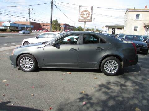 2011 Cadillac CTS for sale at Nutmeg Auto Wholesalers Inc in East Hartford CT