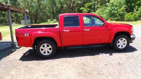 2011 Chevrolet Colorado for sale at action auto wholesale llc in Lillian AL