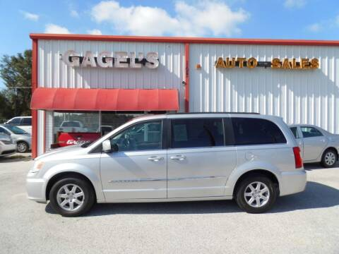 2011 Chrysler Town and Country for sale at Gagel's Auto Sales in Gibsonton FL