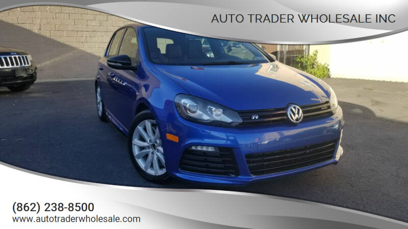 2013 Volkswagen Golf R for sale at Auto Trader Wholesale Inc in Saddle Brook NJ