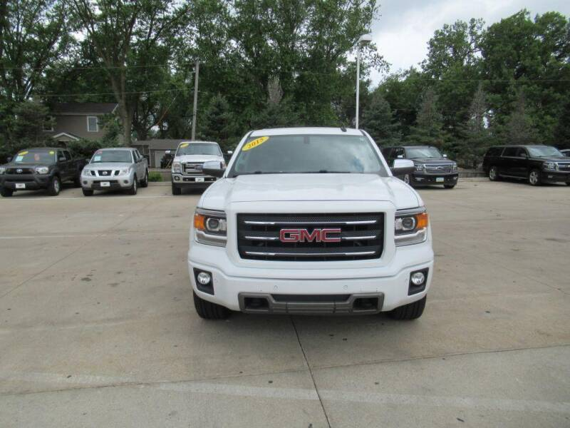 2015 GMC Sierra 1500 for sale at Aztec Motors in Des Moines IA