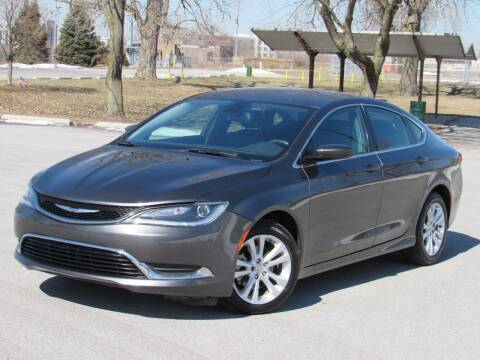 2017 Chrysler 200 for sale at Highland Luxury in Highland IN