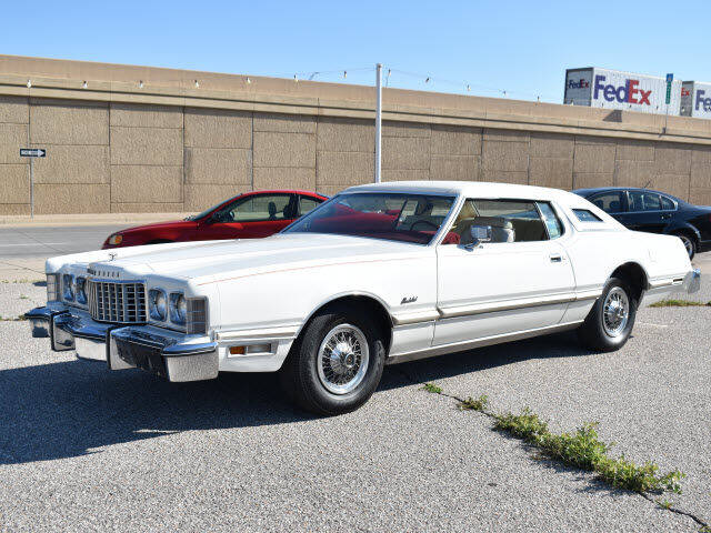 1976 Ford Thunderbird for sale at Dave Johnson Sales in Wichita KS