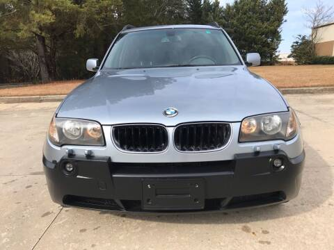 2004 BMW X3 for sale at Global Imports Auto Sales in Buford GA