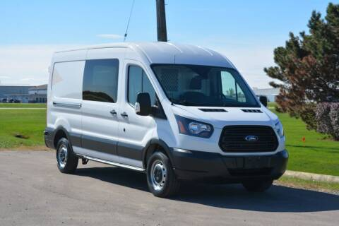 2018 Ford Transit for sale at Signature Truck Center - Cargo Vans in Crystal Lake IL