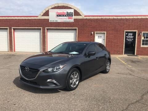 2014 Mazda MAZDA3 for sale at Family Auto Finance OKC LLC in Oklahoma City OK