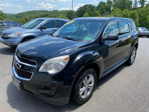 2011 Chevrolet Equinox for sale at Car City Automotive in Louisa KY