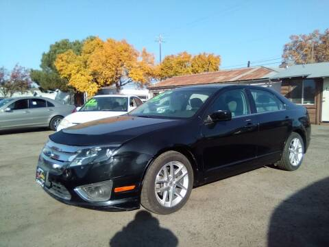 2012 Ford Fusion for sale at Larry's Auto Sales Inc. in Fresno CA