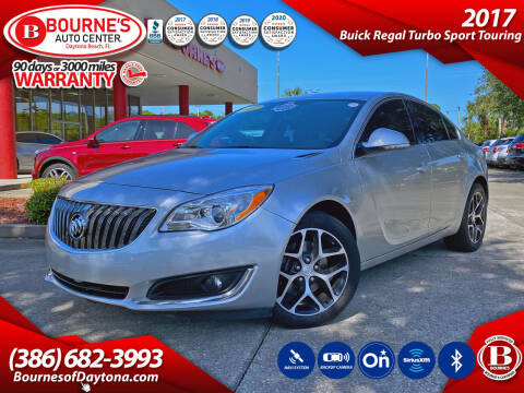 2017 Buick Regal for sale at Bourne's Auto Center in Daytona Beach FL