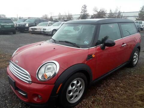 2014 MINI Clubman for sale at M & M Auto Brokers in Chantilly VA