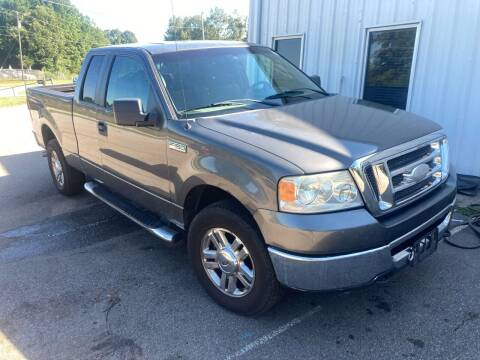 2008 Ford F-150 for sale at UpCountry Motors in Taylors SC