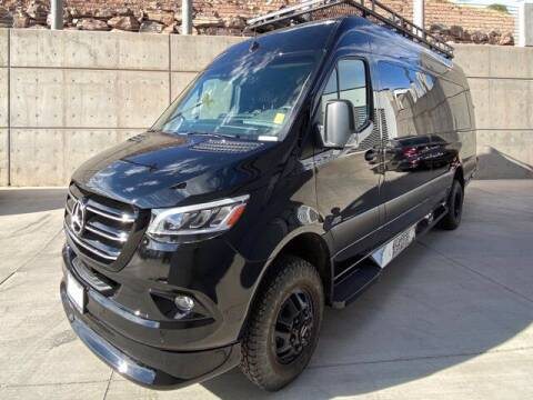 2020 Mercedes-Benz Sprinter Cargo for sale at Stephen Wade Pre-Owned Supercenter in Saint George UT