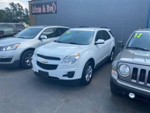 2015 Chevrolet Equinox for sale at Lee's Auto Sales in Garden City MI