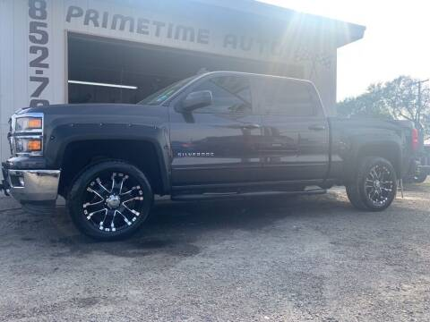 2015 Chevrolet Silverado 1500 for sale at Primetime Auto in Corpus Christi TX