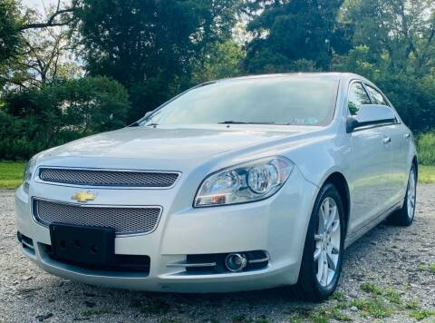 2012 Chevrolet Malibu for sale at Best For Less Auto Sales & Service LLC in Dunbar PA