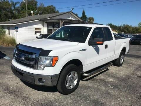 2018 Ford F-150 for sale at Denny's Auto Sales in Fort Myers FL