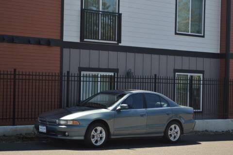2000 Mitsubishi Galant for sale at Skyline Motors Auto Sales in Tacoma WA