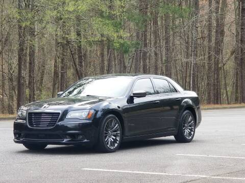 2013 Chrysler 300 for sale at United Auto Gallery in Suwanee GA
